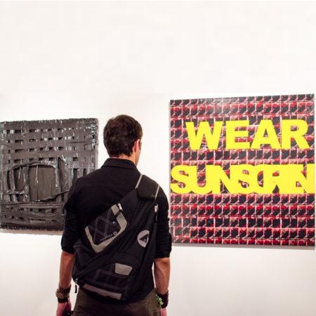 Maria Fragoudaki group show on my mind new century artists gallery nyc