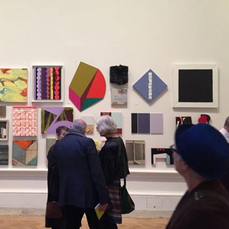 Maria Fragoudaki group show summer exhibition royal academy of arts London