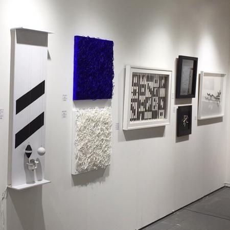 Maria Fragoudaki Scope Art Fair Basel