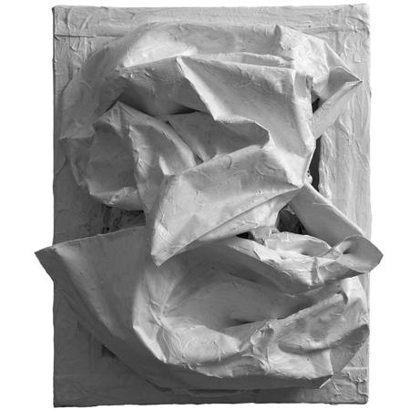Maria Fragdouaki Sculptural paintings