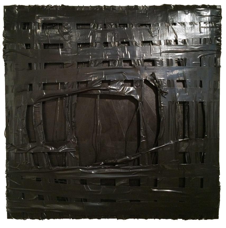 Maria Fragoudaki Abstract Art Series Seek Out Giants Series